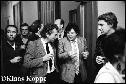 Kellendonk & A.F.Th. van der Heijden in 1987
